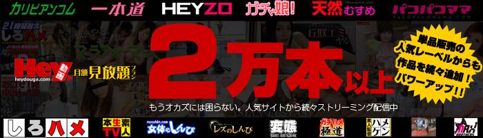 月額見放題チャンネル Hey動画
