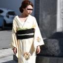 着物で邪気を払いたい厄年熟女 - 岩崎みさの画像
