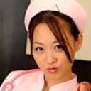 セクシーナース姿で検診プレイ - 宮村恋の画像
