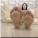 女性の足の裏 - しんぴな娘たちの画像