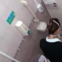 病棟の職員女子トイレ盗撮の画像