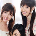 「美人3姉妹を独り占め」