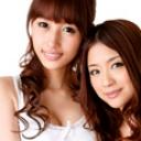 愛花紗也 黒崎セシル  の無修正動画:101313-454