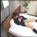 保健室のベッドでこっそりオナニーしちゃってる映像隠し撮り総集編