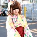 卒業記念!袴でAV出演のサンプル画像