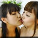 みゆきりおん 自画撮りレズビアン~りおんちゃんとみゆきちゃん~(前)