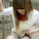 朝倉ひかる JKコスの巨乳を縛ってやりました!