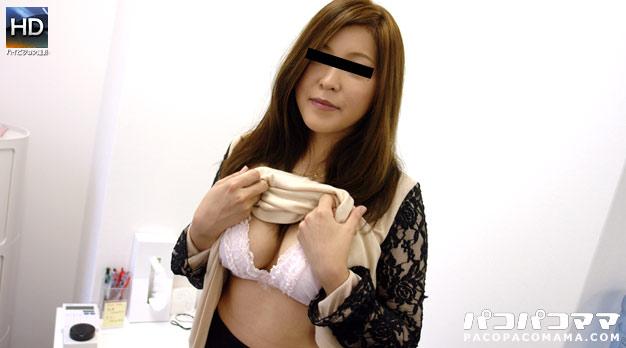AV面接ドキュメント 〜巨乳美人妻〜