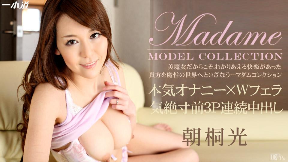 「モデルコレクション マダム 朝桐光」