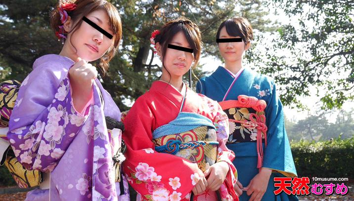 2015年素人娘新年会!一年のスタートは乱交にあり 前編 サンプル画像