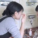 ひなの「すっぴん素人 〜一時間かけてメイクしたのに化粧を落とすんですか〜」エロックスジャパンZ