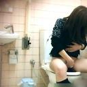 素人:コンビニ女子便正面隠し撮り 3【のぞきザムライ】