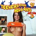テス:Teeners From Holland 21【カリビアンコムプレミアム】
