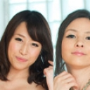 上条藍 星咲ひな  の無修正動画:070118-697