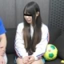 森下かりん:フットサルのコーチとガチハメ【Hey動画:天然むすめ】