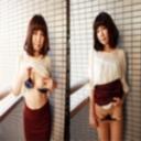 藍子:ハーフ系巨乳妻の自宅で自慰とス股!! 藍子 29歳:A-woman【Hey動画】