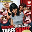 Oldsome Youngsome Threesome:カリビアンコムプレミアム:アダルトアニメ