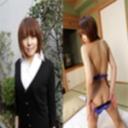 未央:エクボ可愛い美人妻の自宅で… 未央 29歳:A-woman ガラパゴス【Hey動画】