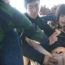 【盗撮道】若妻痴漢バス盗撮3:素人