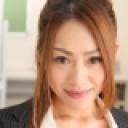 【ヘイ動画:カリビアンコム】美人痴女上司とオフィスで二人きり:北山かんな