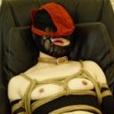 奴隷人形ひとみ:変態奴隷人形 ひとみ 調教009 :恥辱!膣壁ひり出し【4198】