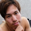 《MENS NUBO》のイケメン君:26歳イケメン元総合格闘家♪おち○ちんのサイズはヘビー級で寝技テクニック超一流★激しく突きまくりの汗だく絶叫大量発射♪【4204】
