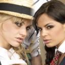 ヤリ盛りの制服娘達 Angelika & Brittney