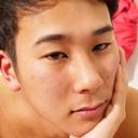 MENS NUBO-hey:綺麗なお肌の香●似イケメンノンケ20歳大学生♪若さ溢れるおてぃんぽを突き突き褐色の美肌を震わせながらの大発射♪:《MENS NUBO》のあきひと君