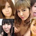 THE 未公開 〜手コキ、足コキ、美女たちの抜きテクニック〜