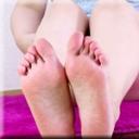女性の足の裏(2020/11/27配信) [まゆ,女体のしんぴ,エロムービー]