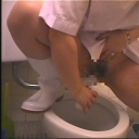 素人 給食センター 働くおばちゃん 尿検査 盗撮 総集編 隠しカメラ 女子トイレ 検尿 おばさん