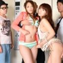 Maika 宮間葵:緊急停止!密室エレベーター輪姦