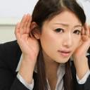 小早川怜子:美人過ぎる議員候補のHな裏事情【カリビアンコム】