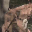 素人「見たいツボを刺激する打たせ湯 11」のぞきザムライ