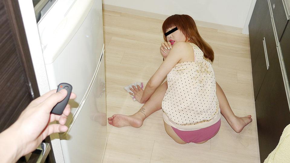 赤髪おばさんのどどめ色!肉厚マンコ〜美熟女画報〜