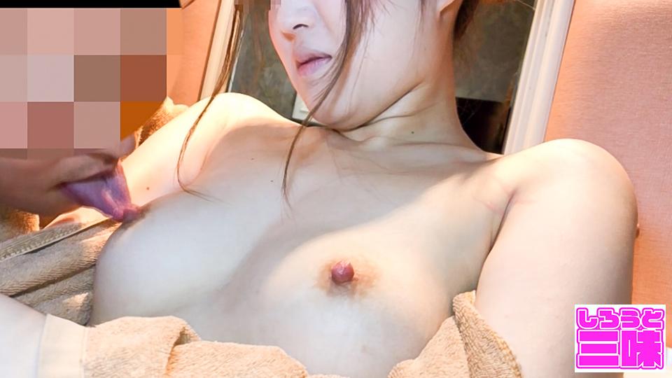 美乳・スレンダー・綺麗系な素人娘2名のお得なハメ撮りダブルパック:しろうと三昧