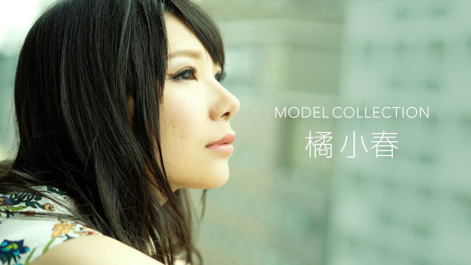 モデルコレクション 橘小春:橘小春:一本道