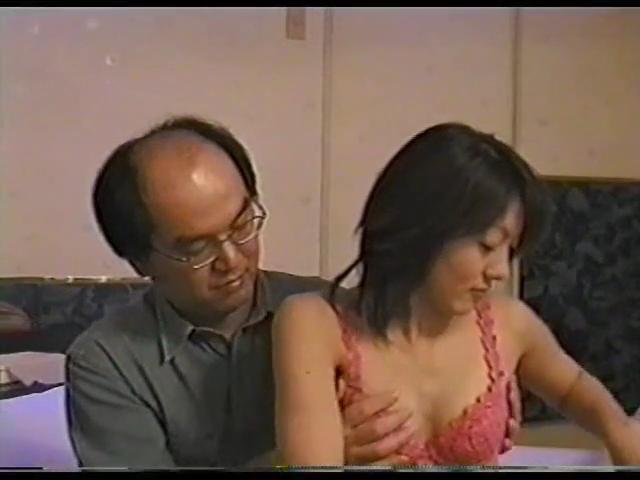 若い娘:若い娘と親父汁【javholic.com】