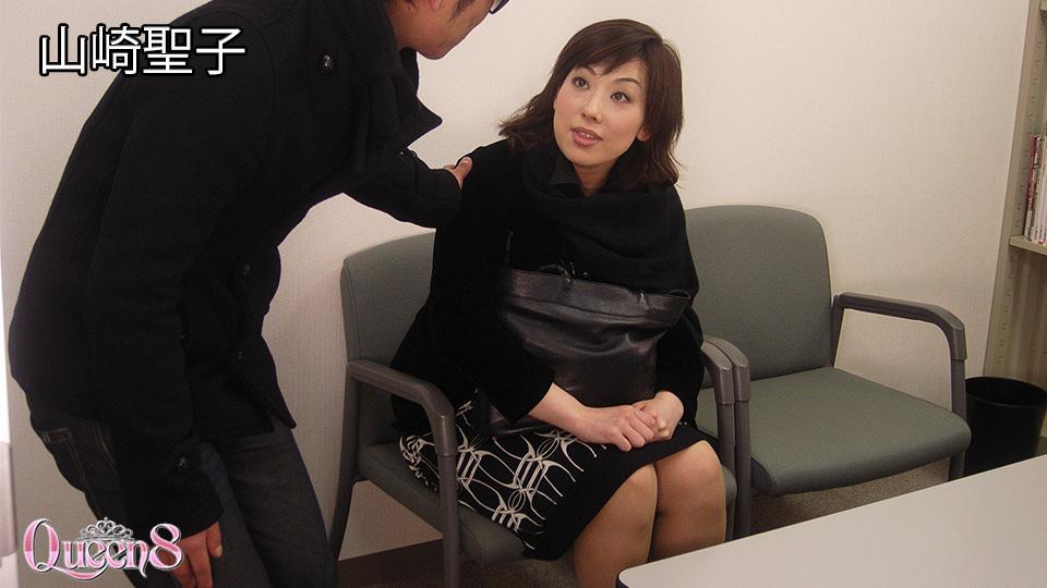 AV女優 山崎聖子 巨乳 ぽちゃ 3P乱交 お姉さん ぶっかけ